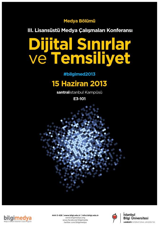 Dijital Sınırlar ve Temsiliyet